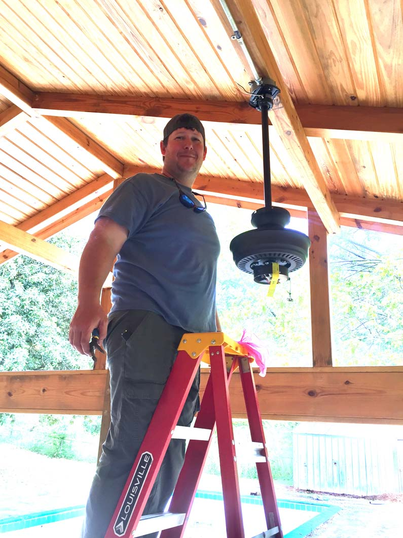 electrician in danbury and decatur al
